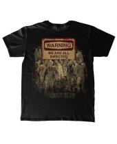 Walking Dead - Warning (T-Shirt)