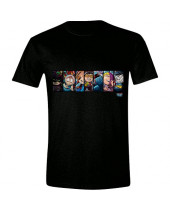 South Park The Fractured But Whole Characters Black (T-Shirt)