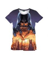 Star Wars - Vader Menace Full Printed (T-Shirt)
