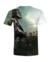 Star Wars - Rogue One Trooper Side (T-Shirt)
