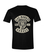 Gas Monkey Garage GMG Patch (T-Shirt)