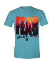 Walking Dead - Fear L.A. Skyline (T-Shirt)