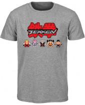 Tekken 7 - Retro Logo (T-Shirt)