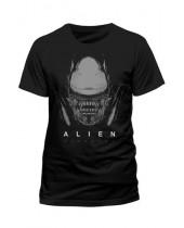 Alien - Covenant Xeno and Logo (T-Shirt)