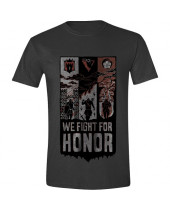 For Honor - We Fight Banners (T-Shirt)