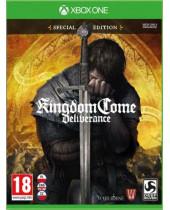 Kingdom Come - Deliverance CZ (Special Edition) (Xbox One)