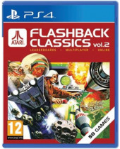Atari Flashback Classics Collection - Vol. 2 (PS4)