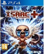Binding of Isaac - Afterbirth+ (PS4)