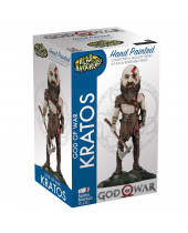 God of War 2018 Kratos Head Knocker 22 cm