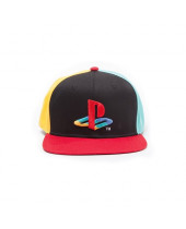 Playstation - Coloured Logo Cap