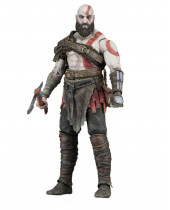 God of War 2018 Action Figure Kratos 18 cm