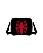 Spiderman - Red Logo Messenger Bag