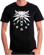 Witcher - Witcher 3 (T-Shirt)