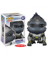 Pop! Games - Overwatch - Winston Super Sized 14 cm