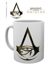 Assassins Creed Origins hrnček Logo