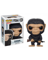 Pop! Movies - War for the Planet of the Apes - Caesar