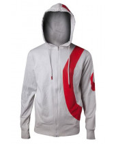 God of War Hooded Sweater Grey Kratos