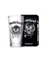 Motorhead pivný pohár Logo