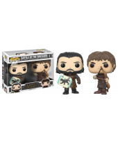 Pop! Game of Thrones - Battle of the Bastards 2-Pack