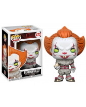 Pop! Movies - It - Pennywise (With boat)