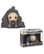 Pop! Game of Thrones - Daenerys on Dragonstone Throne Super Sized 15 cm