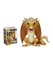 Pop! Game of Thrones - Viserion Super Sized 15 cm