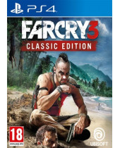 Far Cry 3 HD (Classics Edition) (PS4)
