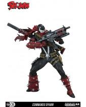 Spawn Color Tops Action Figure Commando Spawn 18 cm