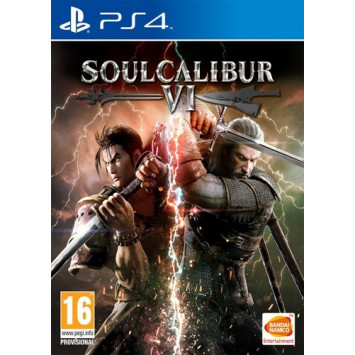 SoulCalibur 6 (PS4)