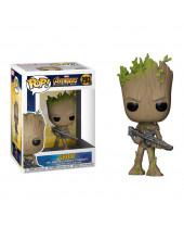Pop! Marvel - Avengers Infinity War - Groot