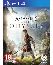 Assassins Creed - Odyssey CZ (PS4)