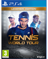 Tennis World Tour (Legends Edition) (PS4)