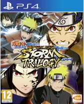 Naruto Shippuden - Ultimate Ninja Storm Trilogy (PS4)