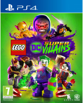 Lego DC - Super Villains (PS4)