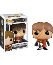Pop! Game of Thrones - Tyrion in Battle Armour