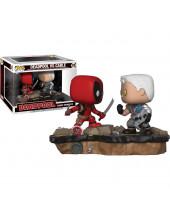 Pop! Deadpool - Deadpool vs. Cable Comic Moments - 2-Pack (Bobble-Head)