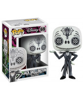 Pop! Nightmare Before Christmas - Day of the Dead Jack Skellington