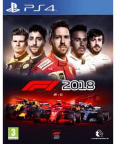 Formula 1 2018 (PS4)