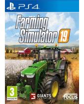 Farming Simulator 19 CZ (PS4)