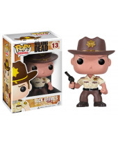 Pop! Television - Walking Dead - Rick Grimes