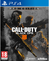 Call of Duty - Black Ops 4 (Pro Edition) (PS4)