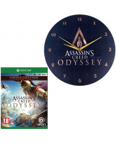 Assassins Creed - Odyssey CZ (Omega Edition) + hodiny (XBOX ONE)