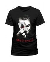 Batman The Dark Knight - Why so Serious (T-Shirt)