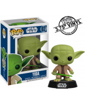 Pop! Star Wars - Yoda (Booble Head)