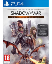 Middle-earth - Shadow of War (Definitive Edition) (PS4)