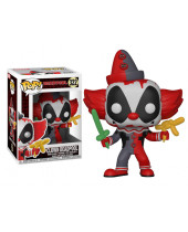 Pop! Marvel - Deadpool - Deadpool Clown