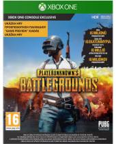 PlayerUnknowns Battlegrounds (XBOX ONE) (krabicová verzia)
