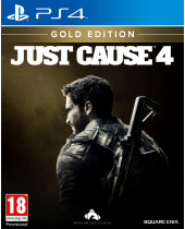 Just Cause 4 (Gold) (PS4)