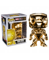 Pop! Marvel Studios - Iron Man (Chrome)