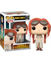 Pop! Movies - Mad Max Fury Road - Capable